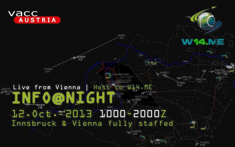 Info@Night 2013, Banner